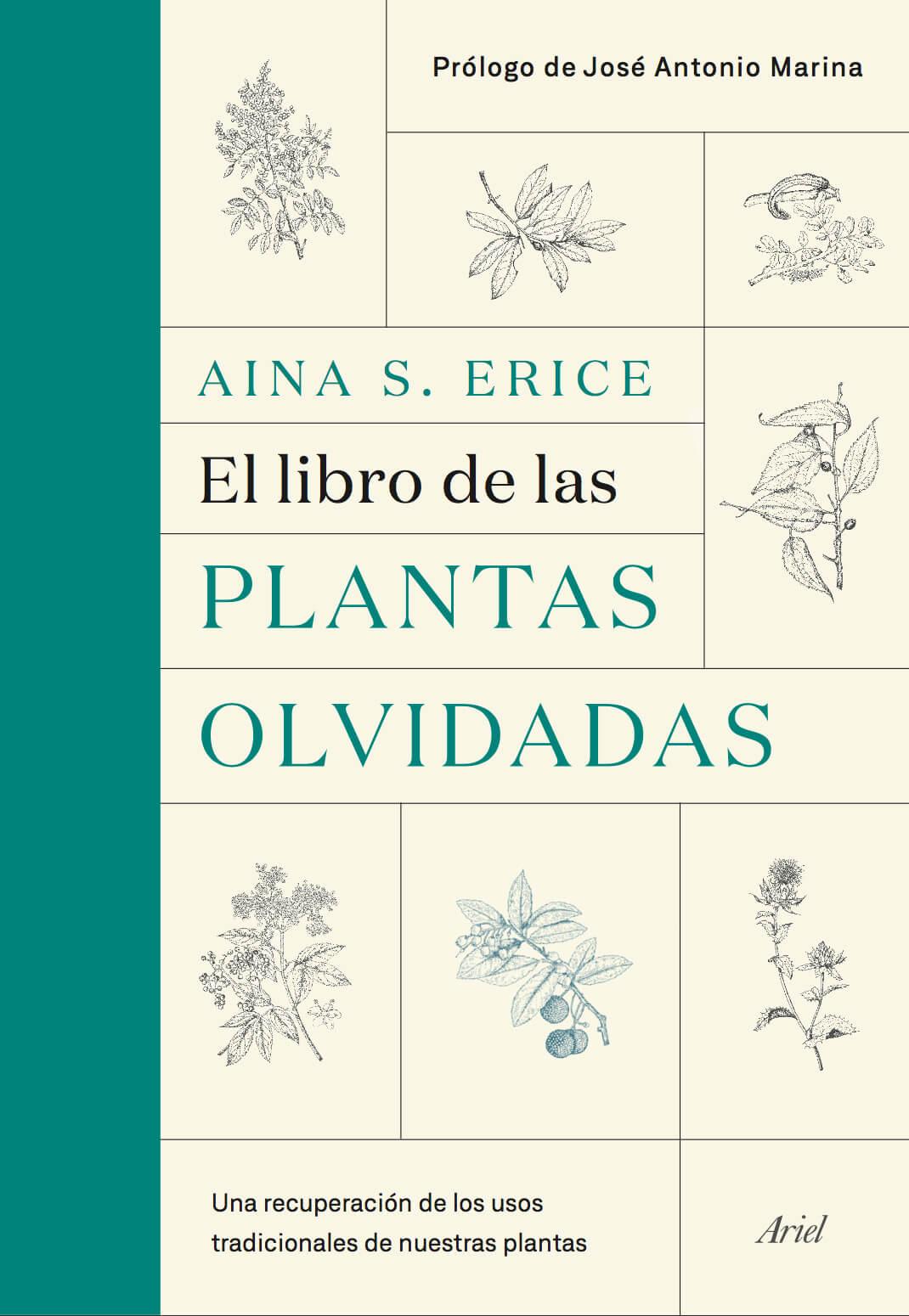 El libro de las plantas olvidadas (Ariel, 2019): por Aina S. Erice